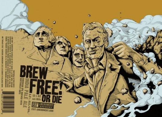 21st amendment brewery.