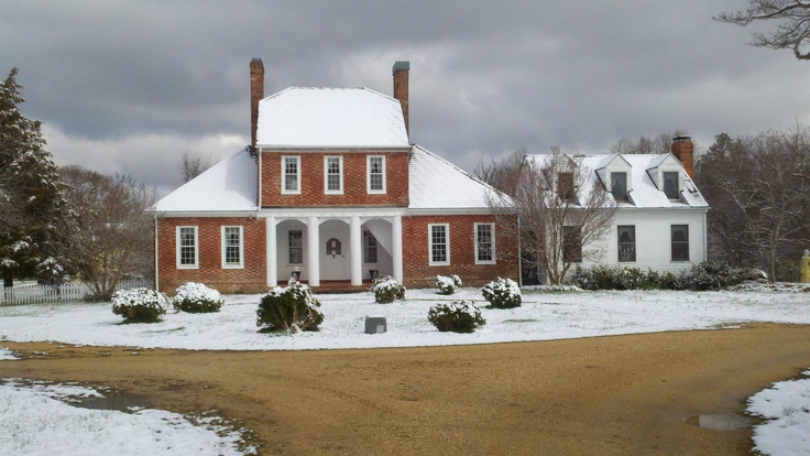 Historic mansion in snow bachelors hope for Southern maryland home builders