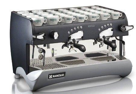 Rancilio Epoca E Automatic Commercial Espresso Machine