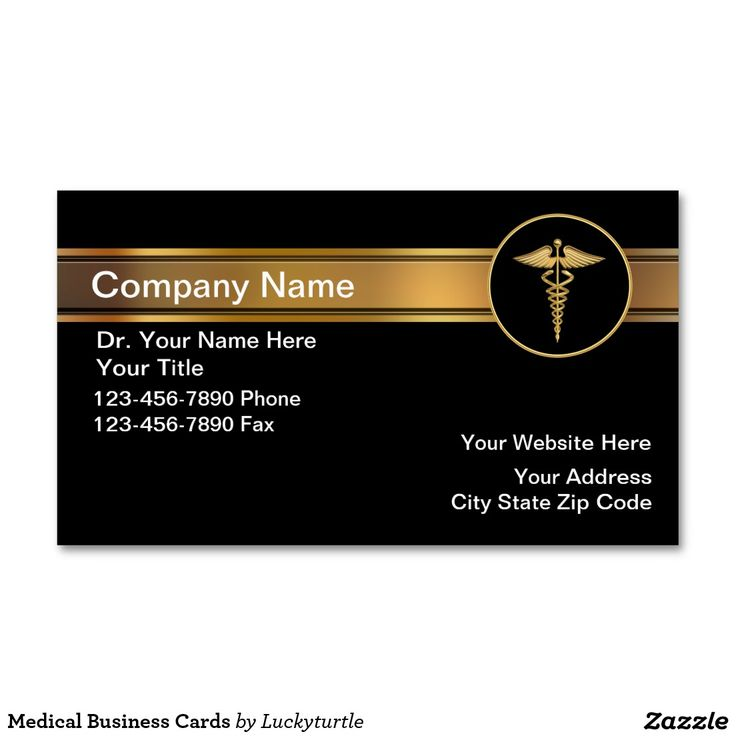 14 best medical themed business cards images on pinterest business medical business cards reheart Gallery