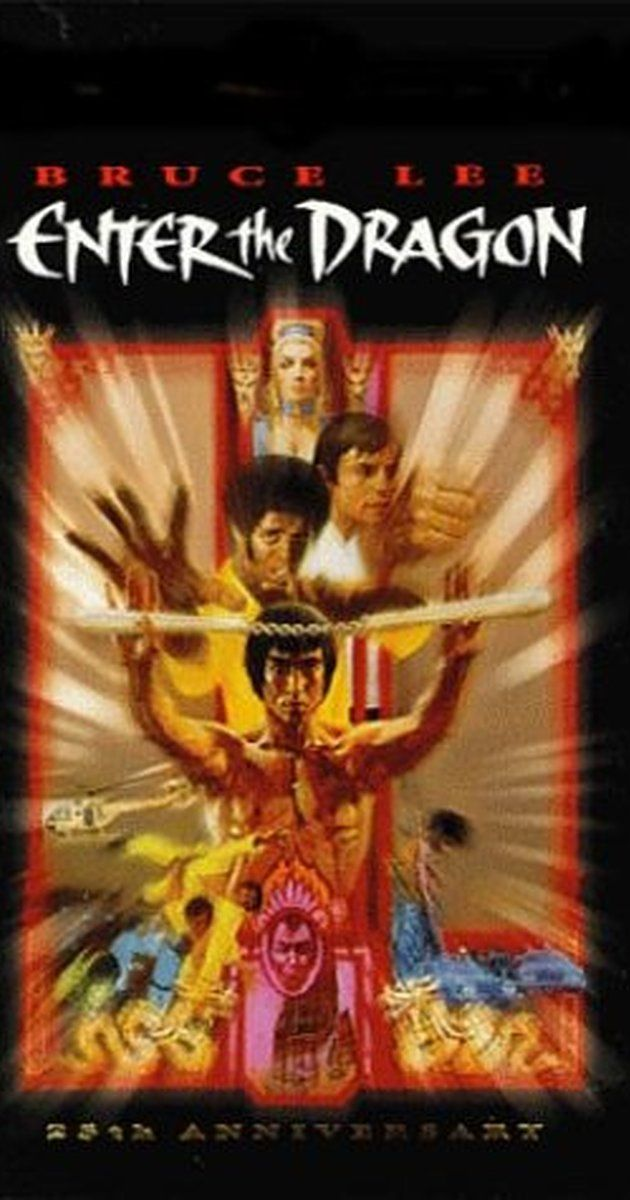 Directed by Robert Clouse.  With Bruce Lee, John Saxon, Jim Kelly, Ahna Capri. A martial artist agrees to spy on a reclusive crime lord using his invitation to a tournament there as cover.