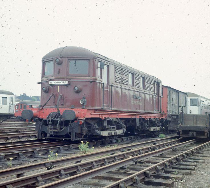 London Transport 1 JOHN LYON Neasden c1963 | Flickr - Photo Sharing!