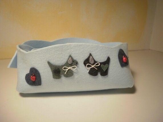 SVUOTATASCHE - Borse artigianali fatte a mano - Torino crealuna collane tessuto swarovski
