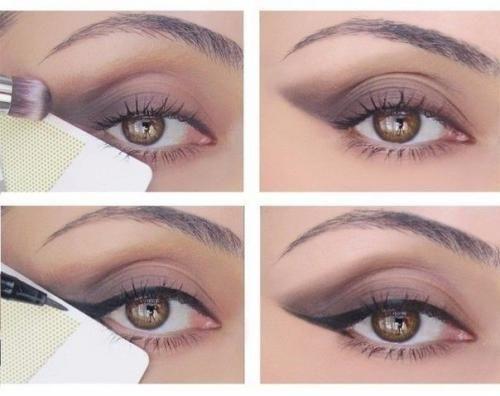 Уроки по макияжу. | Школа красоты