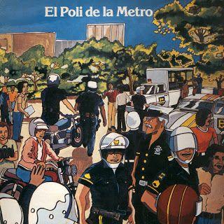 salsa y toda una variedad musical: orquesta metropolitana  -  la poli de la metro