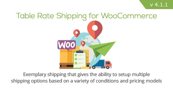 CodeCanyon  Table Rate Shipping for WooCommerce v4.1.1 Free Download http://ift.tt/2Dv3t6g