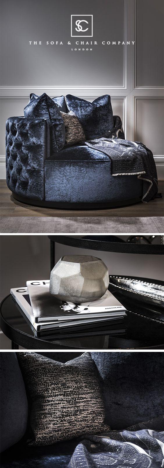 The Sofa & Chair Company   Luxury Interiors   Bespoke & Handmade Furniture   Designed in London