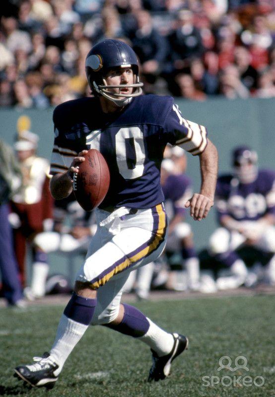 Fran Tarkenton, Minnesota Vikings