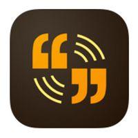 Adobe Voice er en app tip at fortælle historie, lave præsentationer eller promote en idé. Appen har en enkel og nemt forståelig brugerflade.