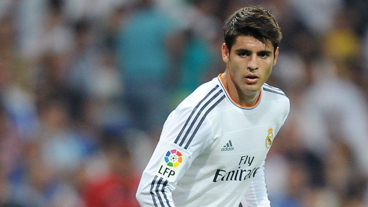 Chelsea agree transfer fee to sign Real Madrid striker Alvaro Morata #News #ÁlvaroMorata #Chelsea #composite #Football