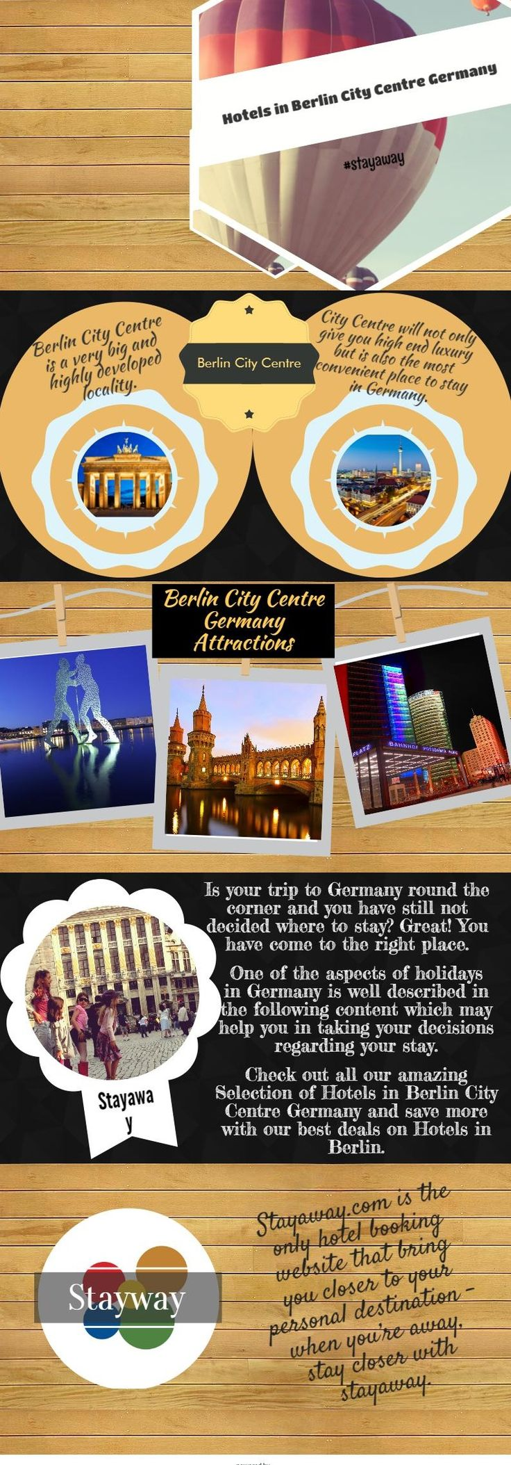 #BerlinCityCentre is the Huge developed city.Enjoy your vacation in Berlin with #family and #friends by booking hotels online near to your destination through stayaway.com. #stayvacation #fun #adventurous #holiday. #billigehotelsberlin #HotelsinBerlinOhio #youth hostel in berlin