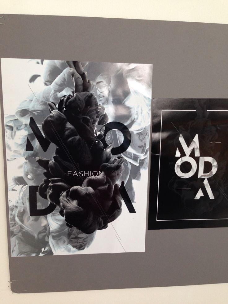 Moda magazine design