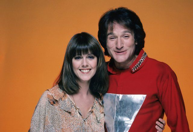 Titles: Mork y Mindy Names: Robin Williams, Pam Dawber  ABC, 1978