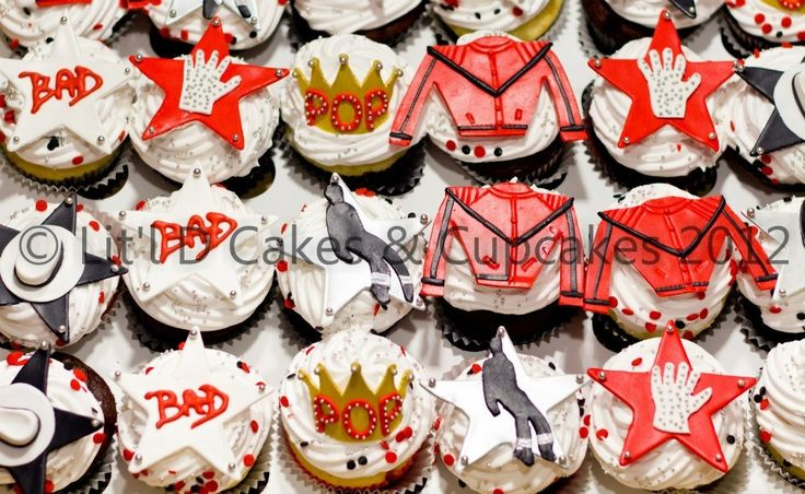 Michael Jackson Cake Toppers Uk