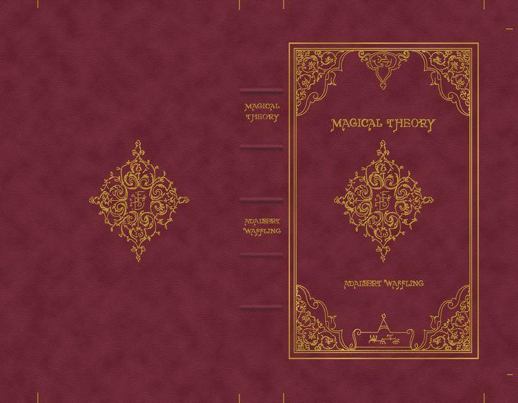 Magical Theory Book of Adalbert Waffling Plus