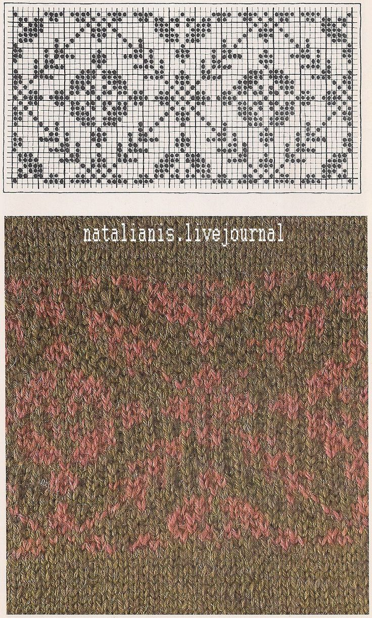 224 best images on pinterest knitting charts knitting 0006g 8811464 bankloansurffo Choice Image