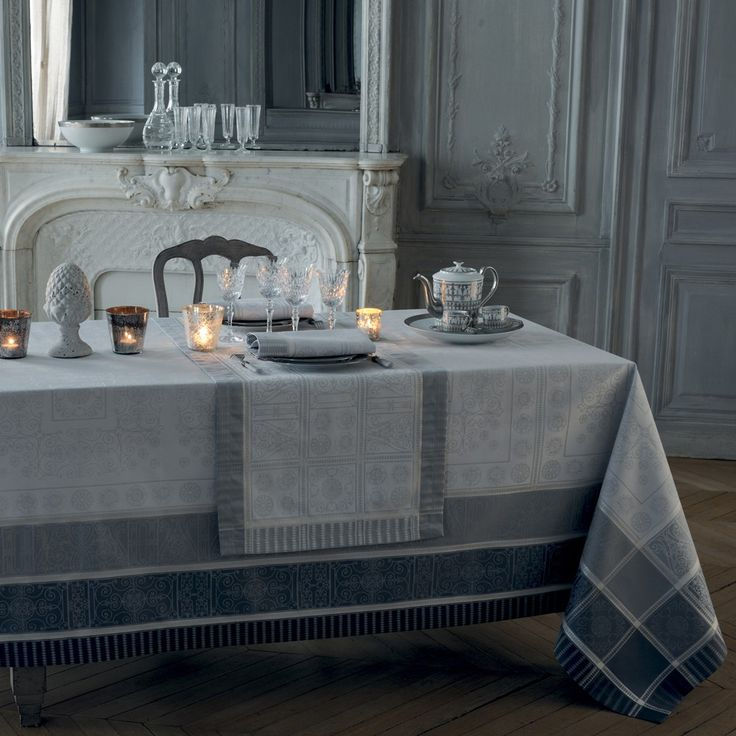 53 best Nappes images on Pinterest | Tablecloths, Cotton and ...