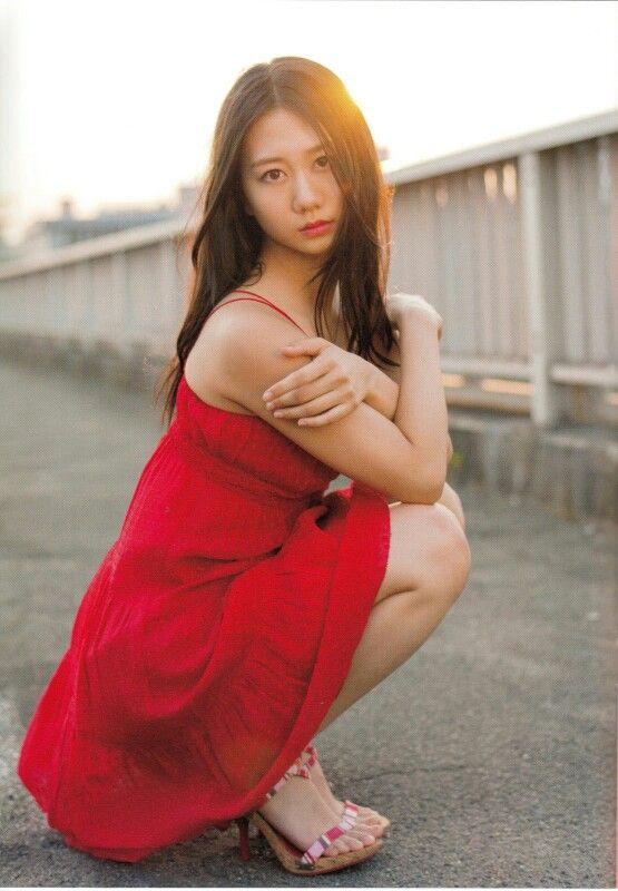 """SKE48 Nao Furuhata """"Idol Activity"""" on UTB Magazine"""