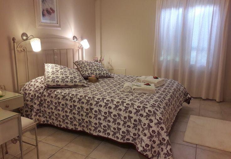 Anemone| apartment Bedroom | Dassia, Corfu