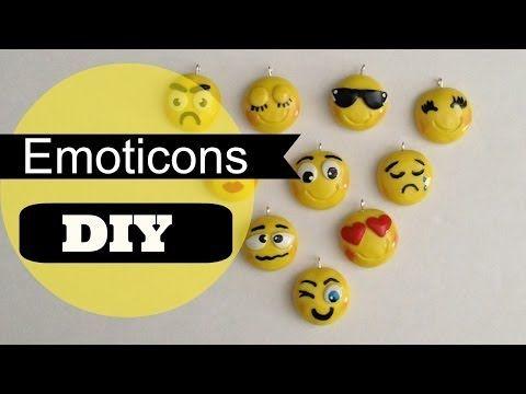 Emoji\Emoticons de arcilla\clay emoticons - YouTube
