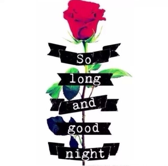 I want this this tattooed cause it's the last lyrics mcr ever sang on their last concert ever
