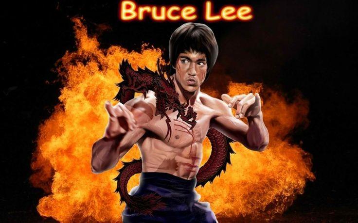 Bruce Lee Biography - Actor Martial Arts - eklusif theme