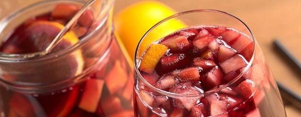 Zita Recept voor perfecte sangria Vrije tijd