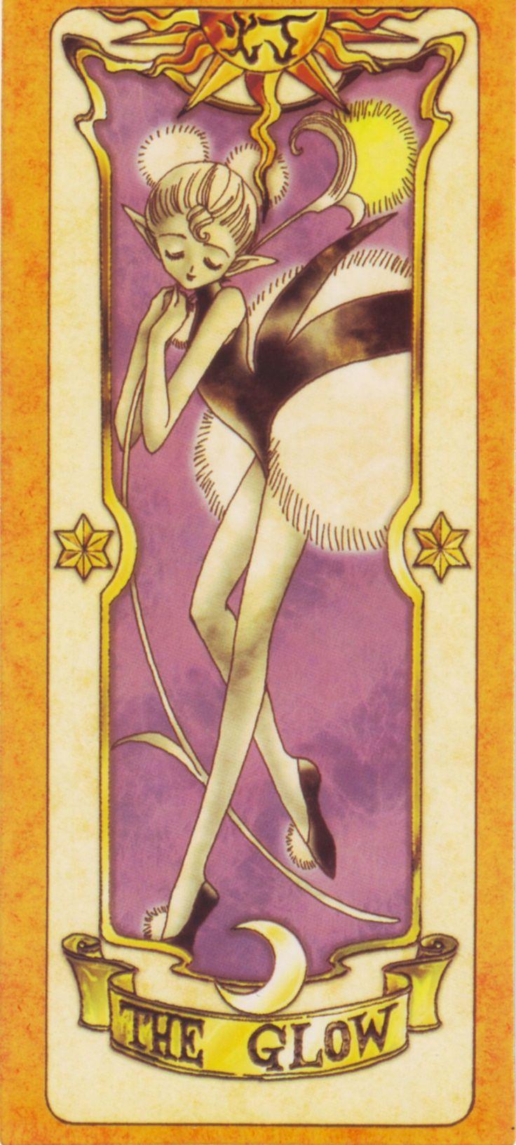 Clow Cards (Cardcaptor Sakura) - The Glow