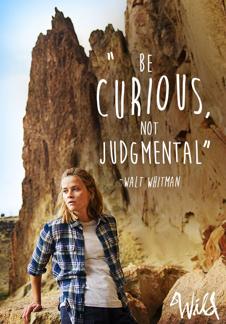 Open yourself up to new experiences. #WildMovie Watch it on Digital HD! http://www.foxdigitalhd.com/wild