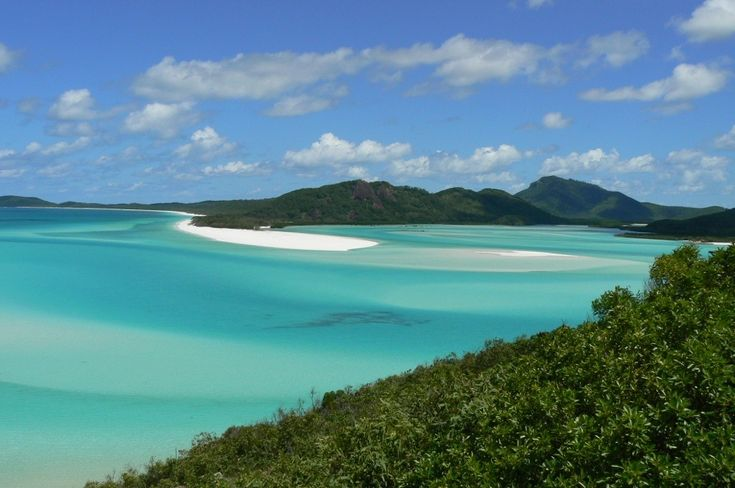 Withsundays, Australie