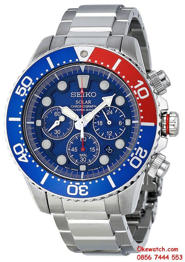 Jam tangan Seiko SSC019P1 Original - Toko Jam tangan
