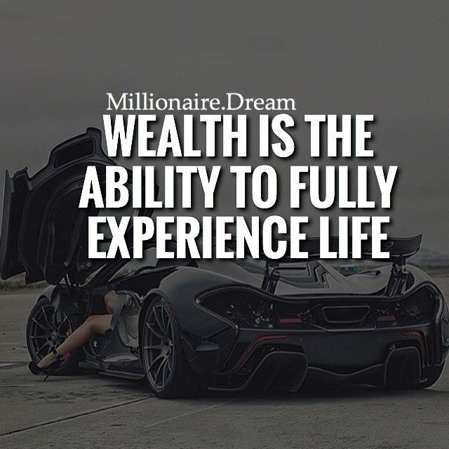 This is my definition of what wealth is and I've seen a lot of other definitions! Via @24hoursuccess by millionaire.dream