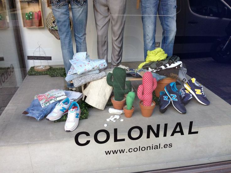 Colonial Spring/summer 2014