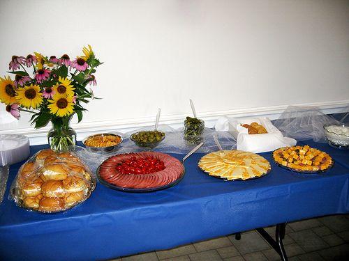 Cheap Wedding Buffet Food