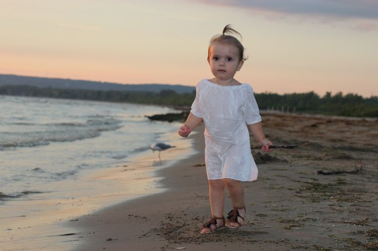 White off the shoulder Beach dress,Boho baby, hippie, toddler photo prop, photoshoot by AvantGirlCanada on Etsy