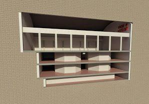 Proyecto 3d que realicé en el año 2014 donde se representan las fases de hormigonado de la sub-central eléctrica de Belesar (Vigo).         #Architecture&Revit