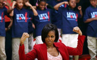 Michelle Obama's Childhood Obesity Let's Move Campaign Helps Bullies - The Daily Beast