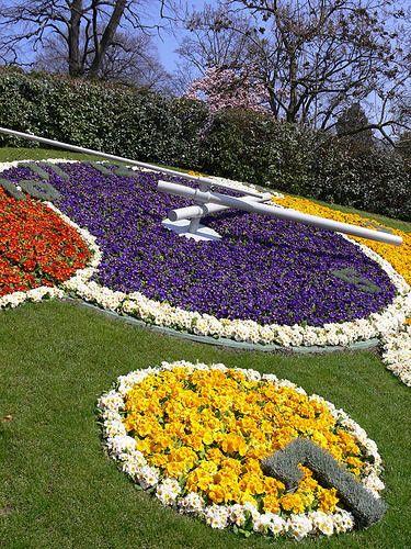 Reloj Floral Ginebra-Fotografía: David Bartolomé