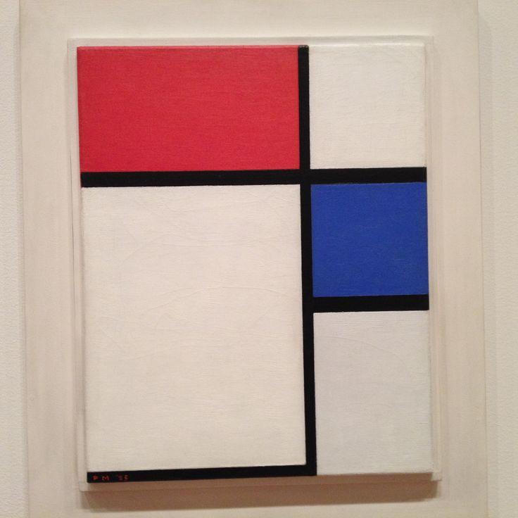 Composição n.2 Mondrian 1929