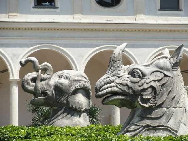 Dalle lance della Preistoria agli animali giganti nel Chiostro di Michelangelo: Visita Guidata per Bambini con le loro Famiglie al Museo delle Terme di Diocleziano.Un viaggio nel tempo veramente inten