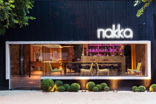 Nakka / Naoki Otake #facade