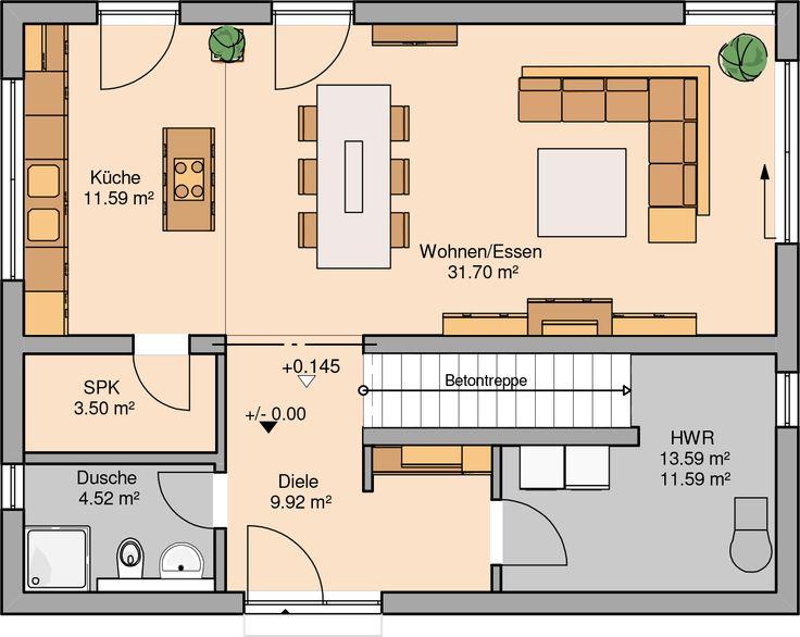 17 best ideas about massivhaus bauen on pinterest for Top massivhaus
