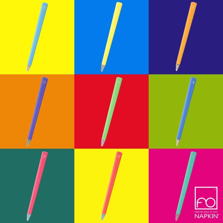 Sapete a quali colori si ispirò Andy Warhol per le sue opere? Provate a dare un'occhiata