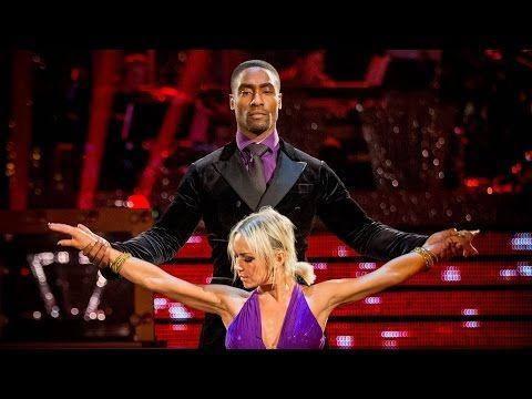 Simon Webbe & Kristina Argentine Tango to 'El Tango De Roxanne'- Strictly Come Dancing: 2014 - BBC - YouTube