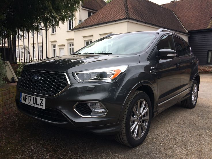 The Ford Kuga #leasing deal | One of the many cars and vans available to lease from www.carlease.uk.com