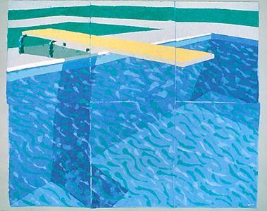 164 Best David Hockney Images On Pinterest Artists Contemporary Art And David Hockney Paintings