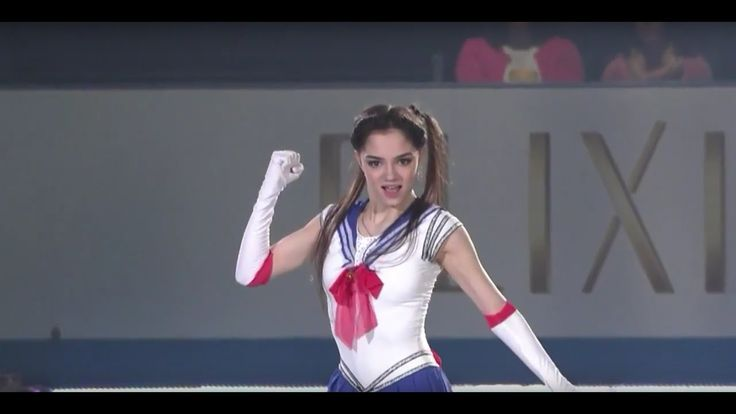 Evgenia Medvedeva - New Sailor Moon & LP GALA, WTT 2017