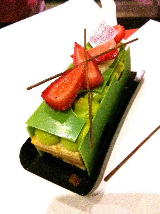 Adriano Zumbo Melbourne (Wassup-bi Cake)