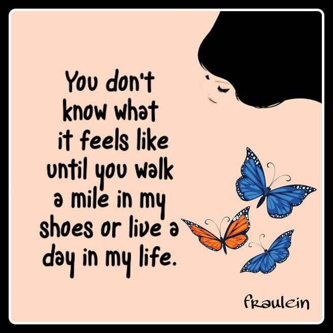 Walk A Mile In My Shoes Quote In The Bible