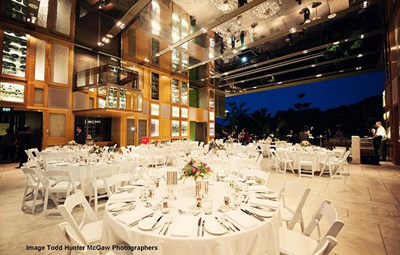 Wedding reception venues in Brisbane - State Library Queensland